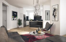 Residential from developers for sale in Central Europe. Apartment with a balcony and a parking in a high-end complex, in a prestigious area of Berlin, Germany