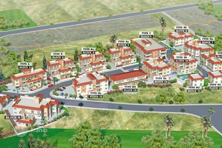 1 bedroom apartments by the sea for sale in Famagusta. Apartment – Protaras, Famagusta, Cyprus