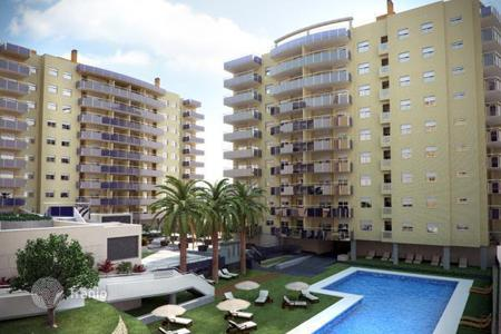 Cheap new homes for sale in Spain. Apartments in a new residential complex near the sea in El Campello, Alicante