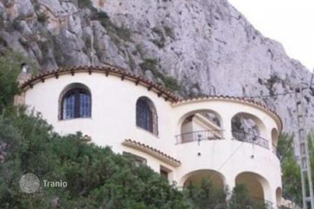 Cheap houses for sale in Calpe. Villa of 2 bedrooms in Calpe