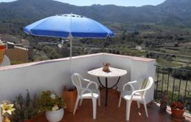 Residential for sale in Castell de Castells. Terraced house – Castell de Castells, Valencia, Spain