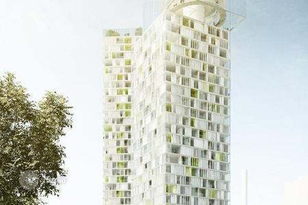 Residential for sale in Hessen. Apartments in a unique project in Frankfurt — the highest skyscraper in Germany!