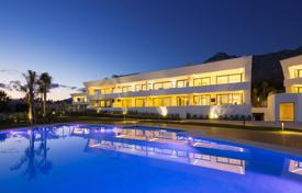 Luxury apartments for sale in Spain. Unique Duplex Apartment in Sierra Blanca, the Golden Mile