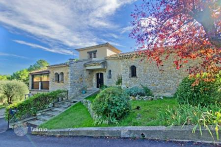 Cheap 6 bedroom houses for sale in France. Villa – Mougins, Côte d'Azur (French Riviera), France