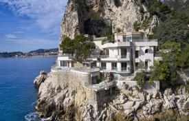 Luxury 4 bedroom houses for sale in Èze. Unique villa in the rock with stairs to the sea Eze, Côte d'Azur, France