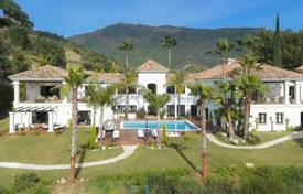 Houses with pools for sale in Spain. Superb Luxury Villa La Zagaleta Golf & Country Club, Benahavis
