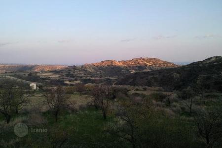 Cheap property for sale in Pissouri. Reisential Building Plot