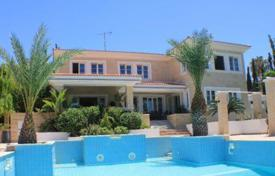 6 bedroom houses for sale in Paphos. 6 Bedroom Luxury Villa, Sea Views and TITLE DEEDS — Chlorakas