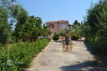 5 bedroom houses for sale in Corfu. Detached house - Corfu, Greece