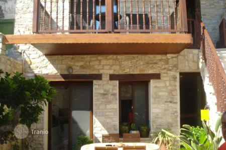 Townhouses for sale in Pano Lefkara. Two Bedroom Traditional Stone House with Title Deeds