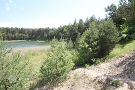 Coastal property for sale in Klaipeda. Commercial plot for sale in the city of Palanga, 2.6 hectares (6.45 acres)