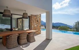 Luxury 4 bedroom houses for sale in Majorca (Mallorca). Villa – Andratx, Balearic Islands, Spain
