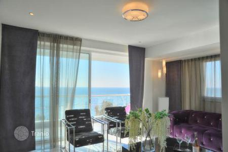 Coastal penthouses for sale in Limassol. Exclusive penthouse with sea views in Limassol