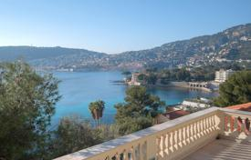 Houses with pools for sale in Saint-Jean-Cap-Ferrat. Villa Belle Epoque style with swimming pool and views of the sea in Jean Cap Ferrat