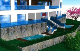 Houses with pools for sale in Èze. Two new villas with swimming pools in Eze, France