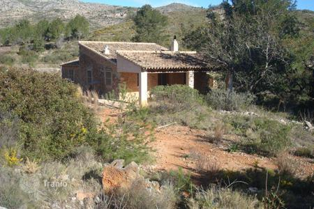 Property for sale in Jalón. Land of 0 bedrooms in Jalón/ Xaló