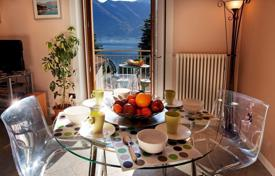 Cheap 3 bedroom apartments for sale in Lake Como. A new, elegantly decorated and luxuriously furnished apartment in Lenno with a large balcony providing views of theLake