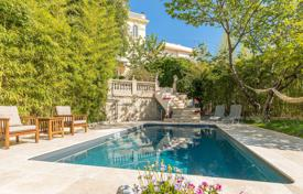 Luxury 6 bedroom houses for sale in Côte d'Azur (French Riviera). Nice Parc Imperial — Superb Belle Epoque
