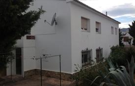 Cheap 4 bedroom houses for sale in Spain. Villa – Calpe, Valencia, Spain