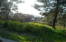 Cheap development land for sale in Psevdas. Building Plot