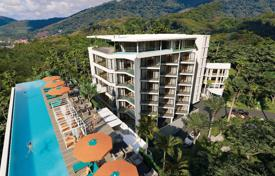 Apartments in the condominium with a sea view, Karon, Phuket, Thailand for $122,000