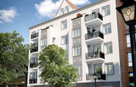 Apartments for sale in Mitte. Apartment on the Spree embankment in a calm central district, close to the underground and all amenities, Moabit, Berlin, Germany