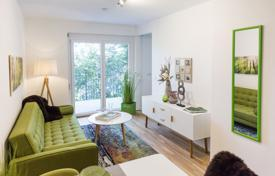 1 bedroom apartments from developers for sale in Central Europe. New apartment with built-in kitchen for rent with a guarantee of the first tenant and a yield of 4% in the south Graz, Austria