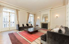 Luxury 4 bedroom apartments for sale in Paris. Paris 8th District – An over 200 m² apartment