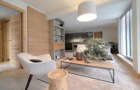 2 bedroom apartments for sale in Haute-Savoie. Two-bedroom apartment in a new residence with a swimming pool, next to the ski slopes, Megeve, Alpes, France