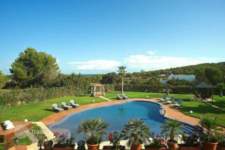 6 bedroom houses for sale in Ibiza. Villa – Sant Josep de sa Talaia, Ibiza, Balearic Islands, Spain
