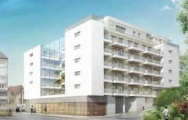 Property from developers for sale in Central Europe. Apartment with a terrace and a balcony on the first floor of a new residential complex, Valtendorf, Graz, Austria