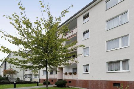 Cheap 2 bedroom apartments for sale in Central Europe. Three-rooms apartment with two storage rooms in Mülheim, Cologne