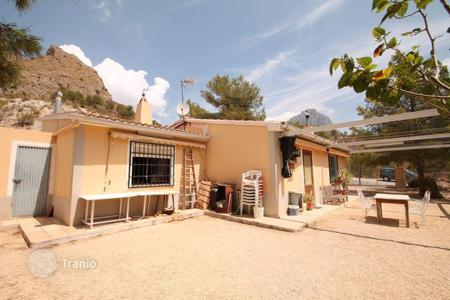 Cheap chalets for sale in Finestrat. Chalet – Finestrat, Valencia, Spain