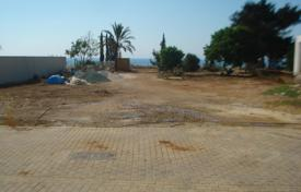Development land for sale in Perivolia. Beach Front Building Plots 8 & 9