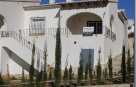 Townhouses for sale in Moraira. Terraced house – Moraira, Valencia, Spain