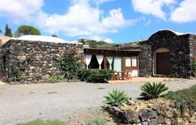 Villa with a panoramic sea view and a garden, Pantelleria, Italy for 499,000 €