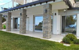 Houses for sale in Alassio. Alassio modern semi-detached villa with breathtaking view of the gulf