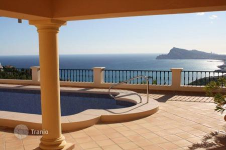 6 bedroom houses for sale in Altea. Villa – Altea, Valencia, Spain