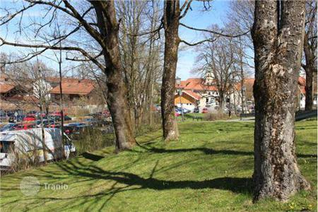 Residential for sale in German Alps. Spacious apartment in a new building in Misbach