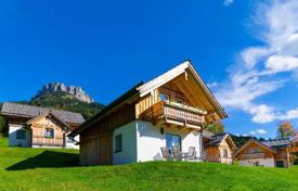 Property for sale in Steiermark. The two-story chalet with a sauna at the lake in Altaussee, Austrian Alps