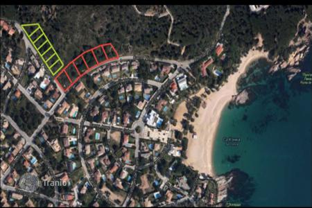 Coastal development land for sale in S'Agaró. Plot of land Costa Brava