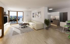 New homes for sale in Budapest. New apartments on the banks of the Danube river in the XIII district of Budapest, Hungary