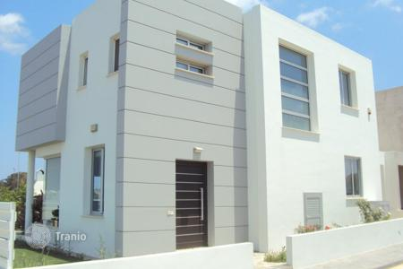 Townhouses for sale in Deryneia. Modern Architecture 3 Bedroom Link Detached House