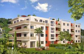 Cheap new homes for sale in Roquebrune - Cap Martin. Modern in a new residential complex just 5 minutes from the beach in Roquebrune Cap Martin, Côte d'Azur, France