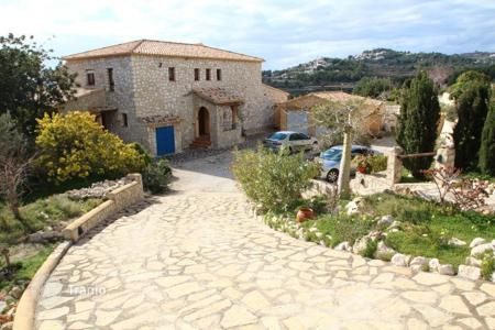 4 bedroom houses by the sea for sale in Moraira. Detached house – Moraira, Valencia, Spain