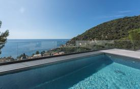 Coastal property for sale in Èze. Eze — New contemporary villa