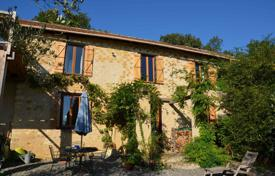 4 bedroom houses for sale in Occitanie. Bright villa surrounded by a beautiful garden, 10 minutes drive from Castelnau-Magnoac, Hautes-Pyrénées, France