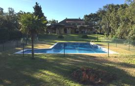 Luxury houses with pools for sale in Costa Brava. Villa – Santa Cristina d'Aro, Catalonia, Spain