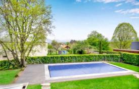 Comfortable villa with a pool, a garden, a garage and a terrace, Versoix, Switzerland for 3,500,000 €