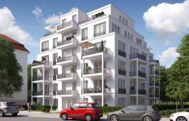 Property for sale in Germany. Brand new apartment with two balconies in a modern residential complex, near the zoo and an U-Bahn station, Lichtenberg, Berlin, Germany